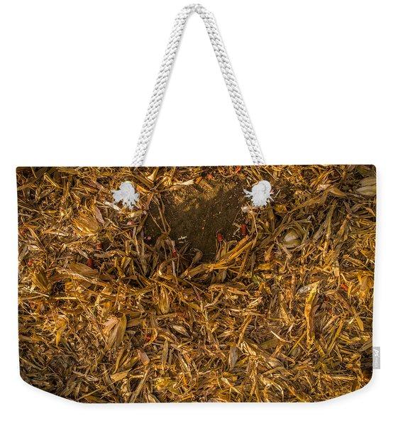 Harvest Leftovers Weekender Tote Bag