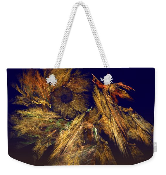 Harvest Of Hope Weekender Tote Bag