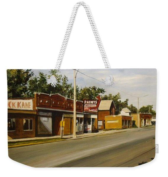 Harvey Paint Store Weekender Tote Bag