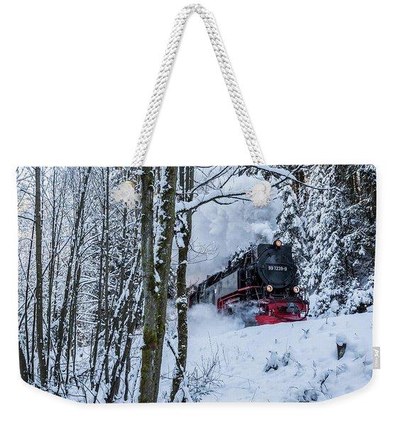 Harzquerbahn Weekender Tote Bag