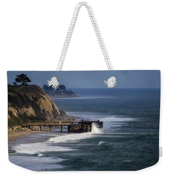 Haskells Beach  Weekender Tote Bag