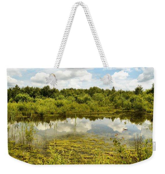 Hatfield Moors Weekender Tote Bag