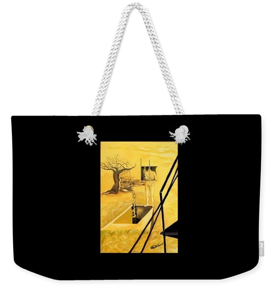 Haunted Dreams Weekender Tote Bag
