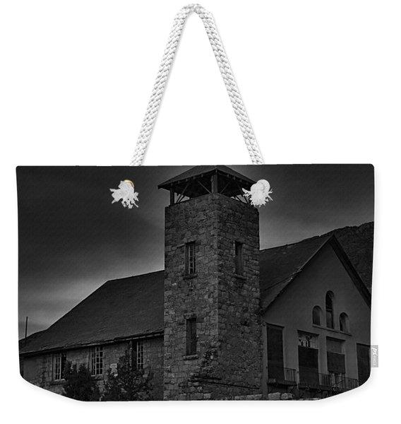 Haunted Old Mill - Salt Lake City Utah Weekender Tote Bag