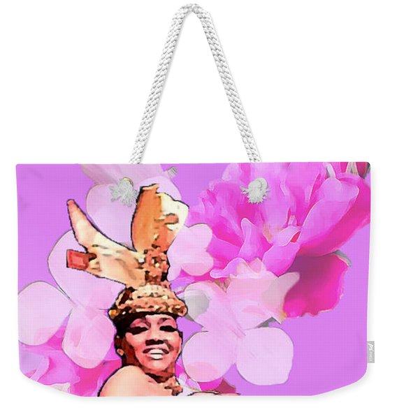 Havana Dancer Weekender Tote Bag