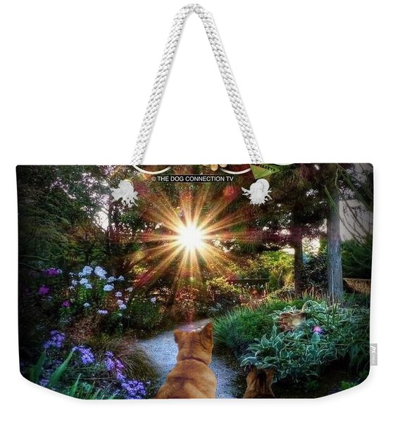 Have Faith Weekender Tote Bag