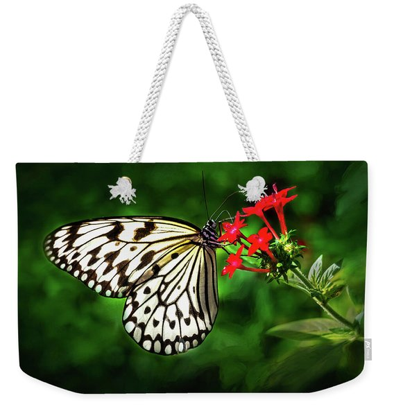 Haven't You Noticed The Butterflies? Weekender Tote Bag