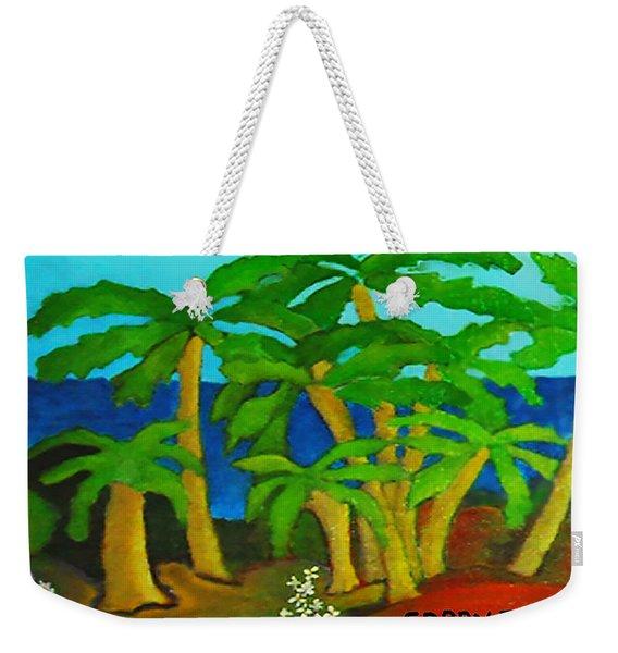 Hawaii Weekender Tote Bag