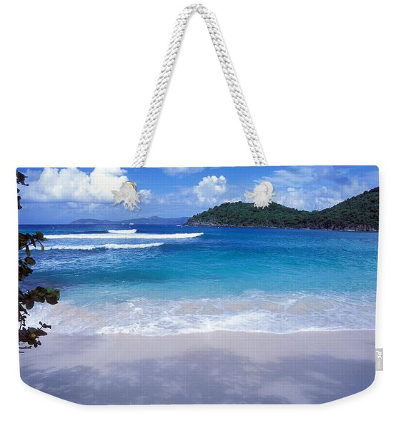 Hawksnest Bay 6 Weekender Tote Bag