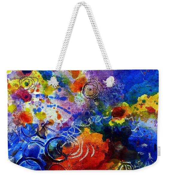 Head Over Feet Weekender Tote Bag