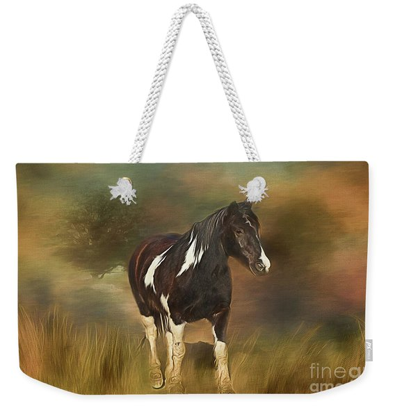 Heading For Home Weekender Tote Bag