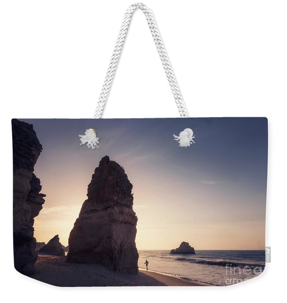 Heading For The Dawn Weekender Tote Bag