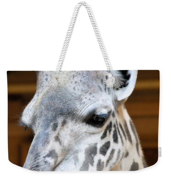 Heads Up Weekender Tote Bag