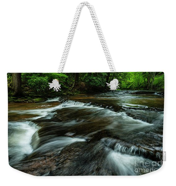 Headwaters Of Williams River  Weekender Tote Bag