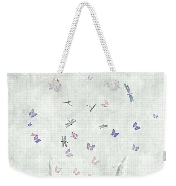 Heal Weekender Tote Bag