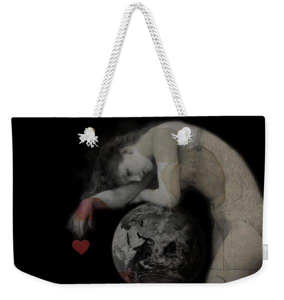Heal The World  Weekender Tote Bag