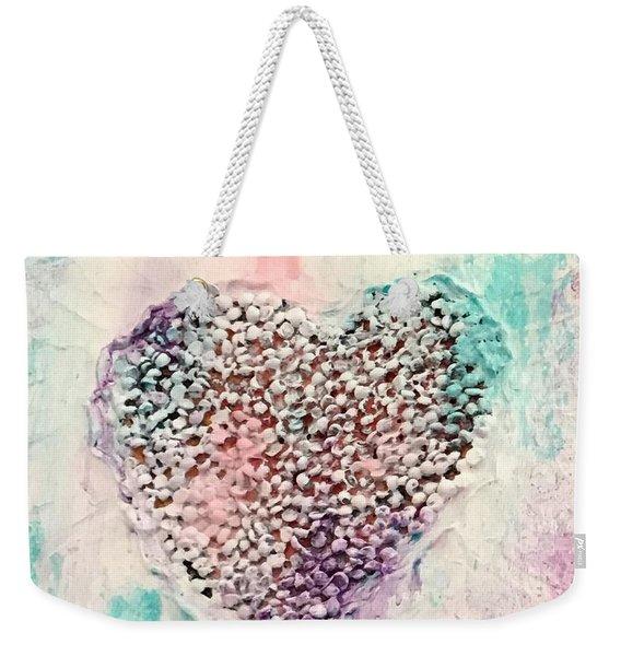 Healing Heart-2 Weekender Tote Bag
