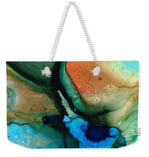 Healing Thoughts Weekender Tote Bag