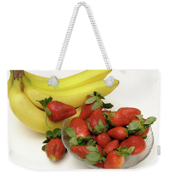 Healthy Choice Weekender Tote Bag