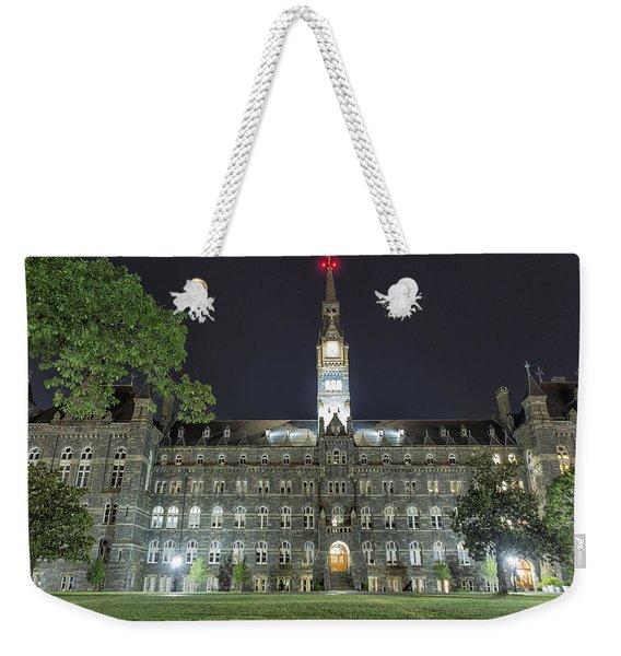Healy Hall Weekender Tote Bag