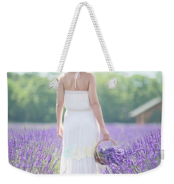 Heart Of Summer Weekender Tote Bag