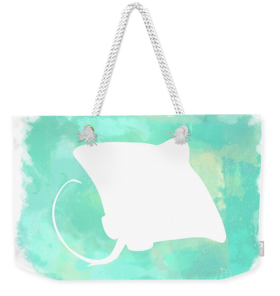 Heart Of The Sea - Sperm Whale Weekender Tote Bag