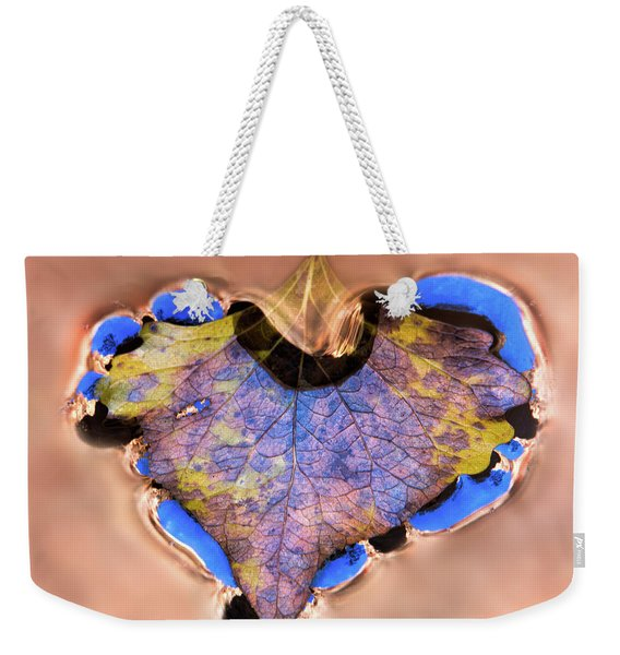 Heart Of Zion Utah Adventure Landscape Art By Kaylyn Franks Weekender Tote Bag