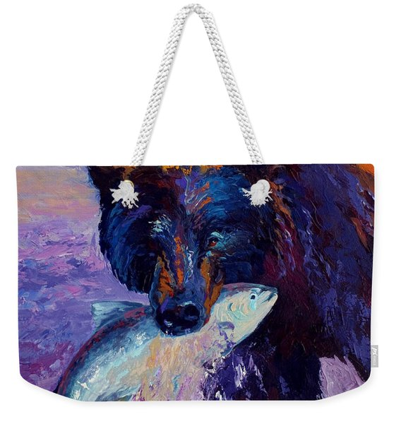 Heartbeats Of The Wild Weekender Tote Bag