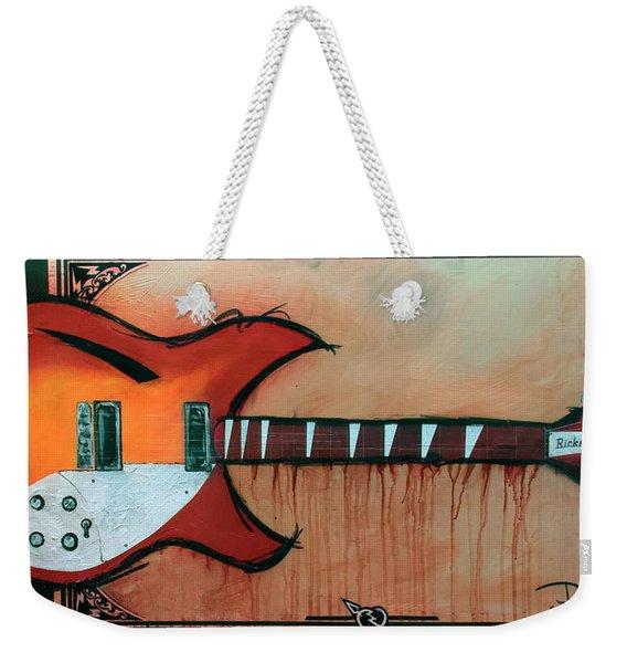 Heartbreaking 12 String Weekender Tote Bag