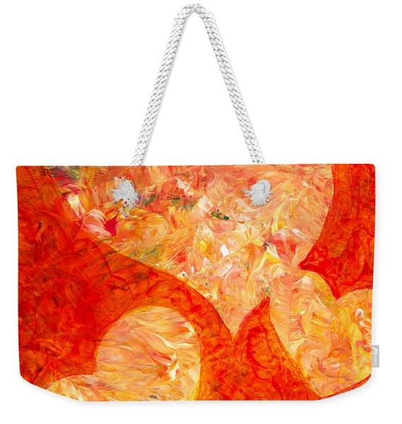 Heartfelt 2 Weekender Tote Bag