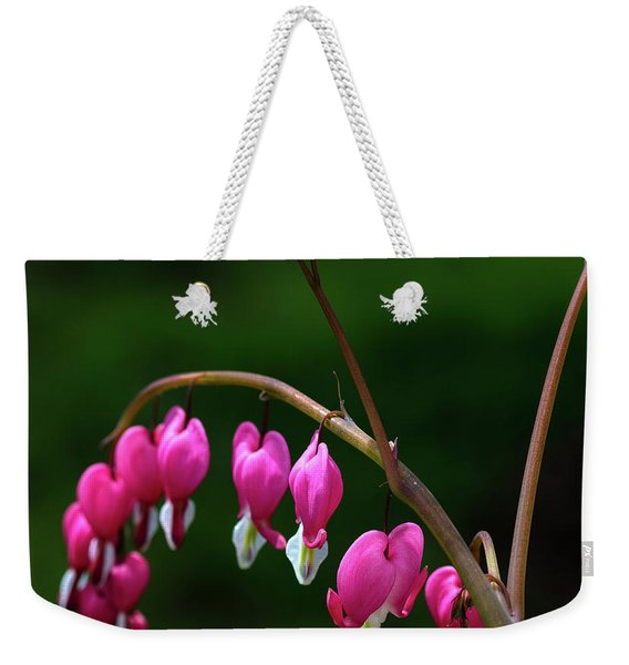 Hearts On A String Weekender Tote Bag