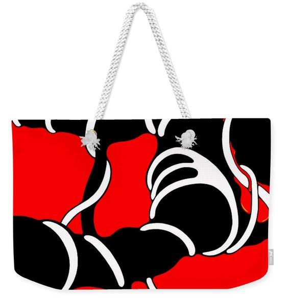 Heartstrings Weekender Tote Bag