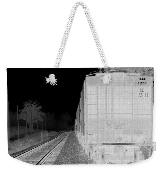Heat Of The Night Weekender Tote Bag