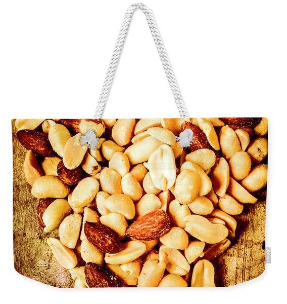 Heath Nut Weekender Tote Bag