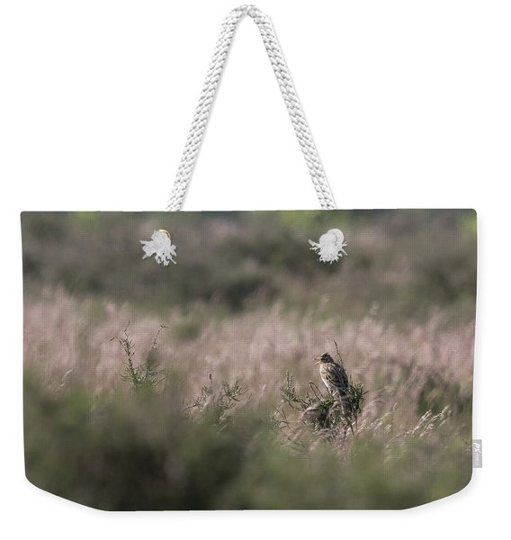Heath Song  Skylark Weekender Tote Bag