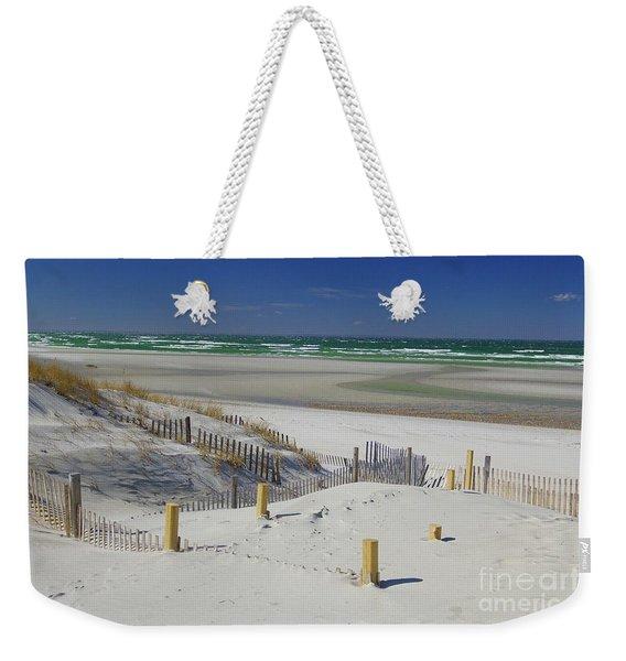Heaven At Mayflower Beach Weekender Tote Bag