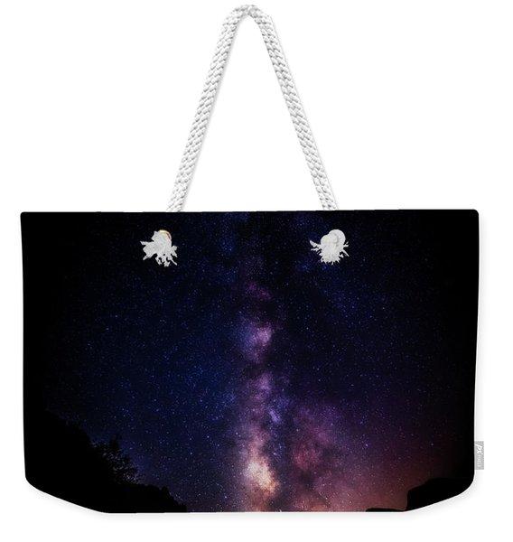Heaven Come Down Weekender Tote Bag