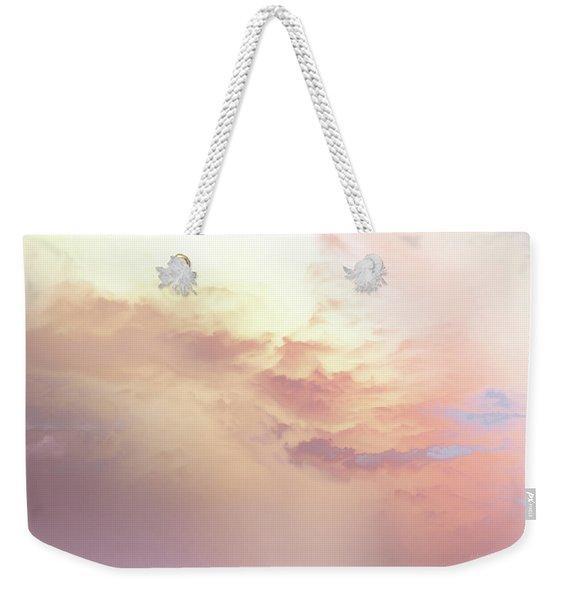 Heaven IIi Weekender Tote Bag