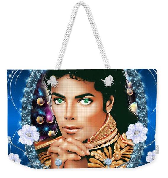 Heavenly Christmas Love Weekender Tote Bag