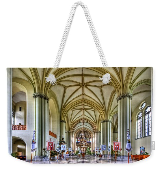 Heavenly Weekender Tote Bag