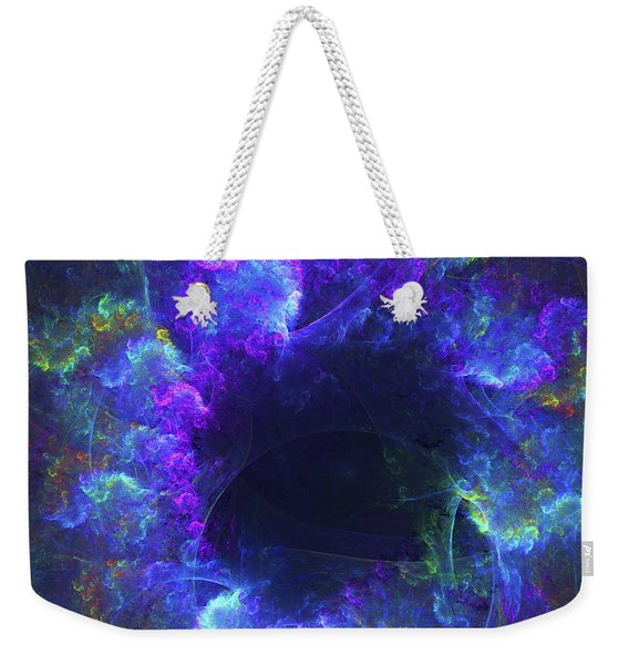 Heavenly Peace Abstract Weekender Tote Bag