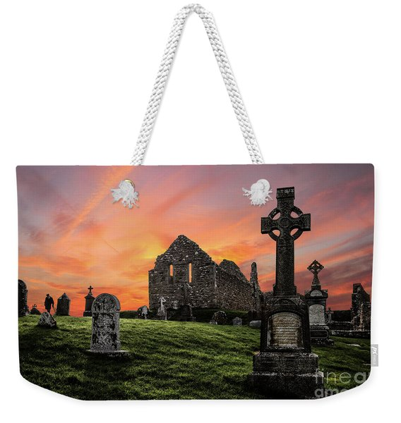 Heaven's Call Weekender Tote Bag
