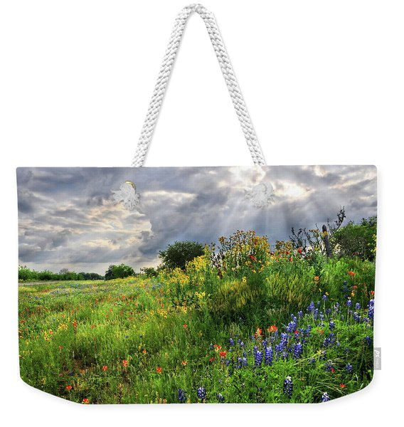 Heaven's Light  Weekender Tote Bag