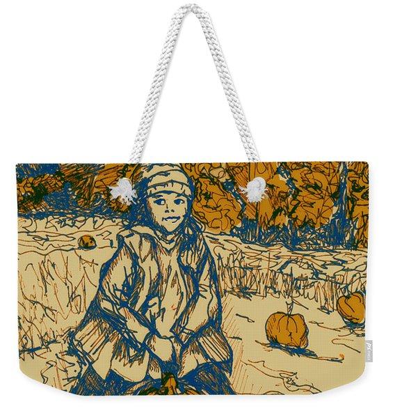Hefty Haul Weekender Tote Bag