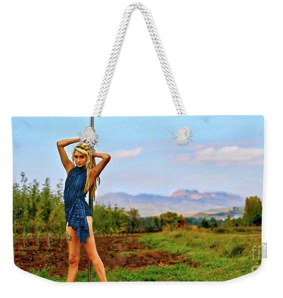 Heidi Estrella #1 Weekender Tote Bag