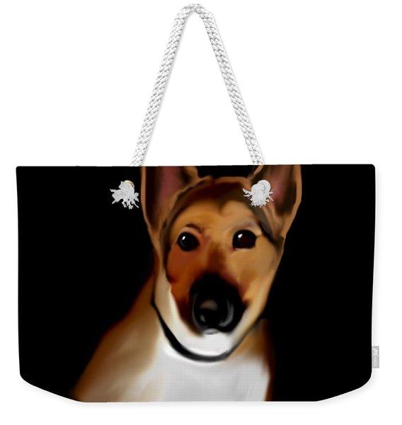 Heidi Girl Weekender Tote Bag
