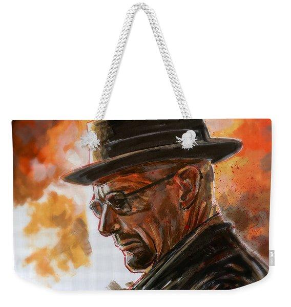 Heisenberg Weekender Tote Bag