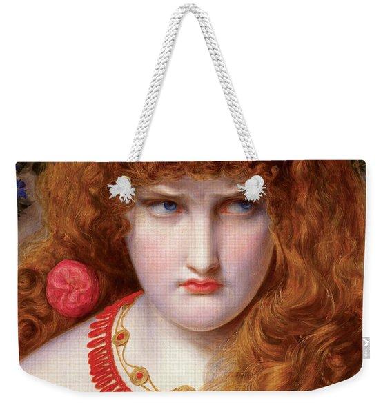 Helen Of Troy Weekender Tote Bag