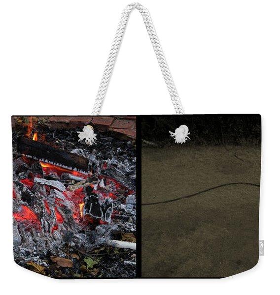 Hell Weekender Tote Bag