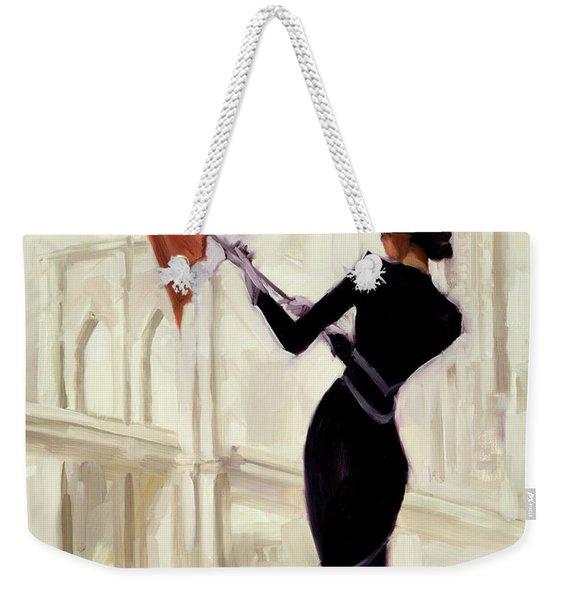 Hello New York Weekender Tote Bag